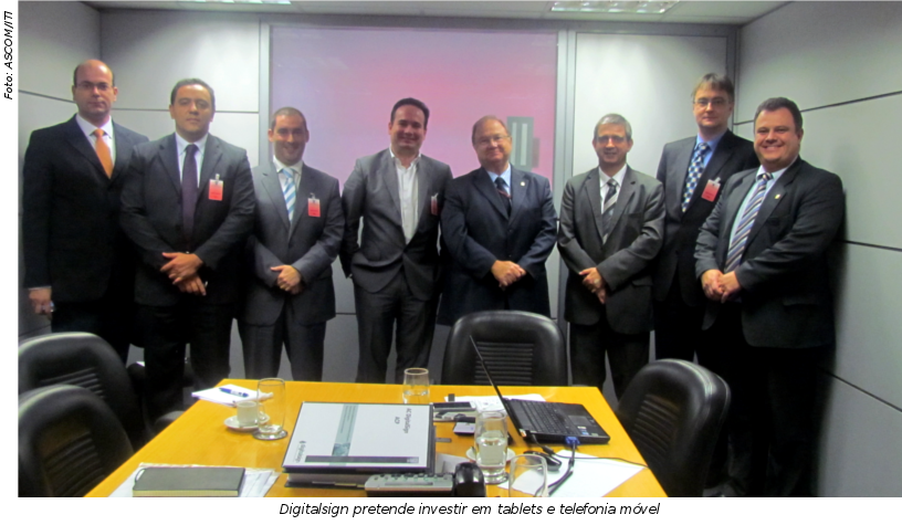Grupo internacional oficializa processo de credenciamento junto à ICP-Brasil